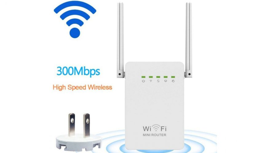 WOSUK Wireless N Mini Wifi Router Repeater Review